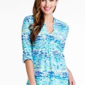 Gorgeous Lily Pulitzer Costa Top